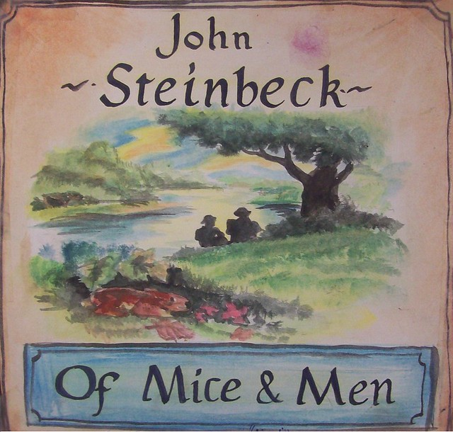 of mice men by john steinbeck Of mice and men, by john steinbeck, is a compelling narrative that provides numerous invaluable insights for its readers the characters deal with the meaning of friendship, the obligations of loyalty, and the presence of cruelty while facing the everyday challenges of the great depression.