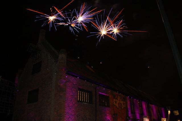 Eltham Fireworks