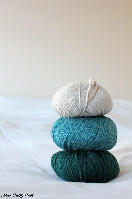 Delancey Yarn Pile