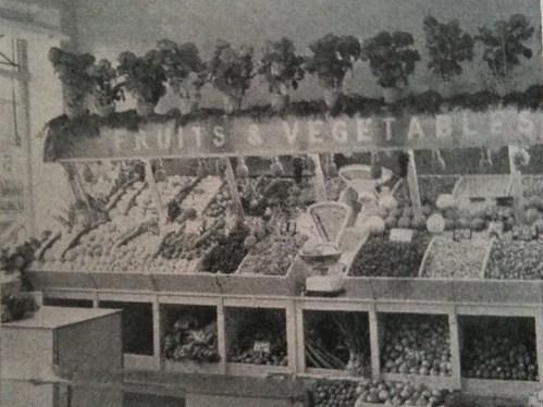 Fruit & Veg 1950