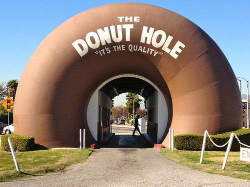 The Donut Hole, La Puente