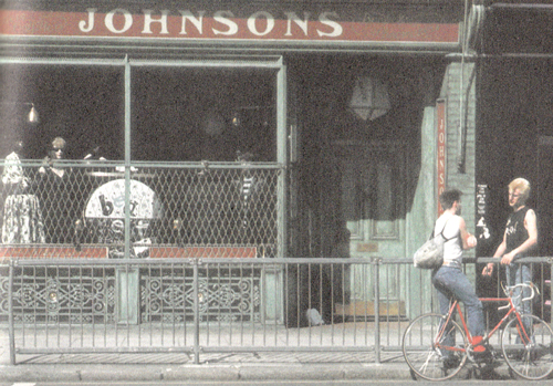 Johnson's King's Road 1983 (from Ni Ikitai London)