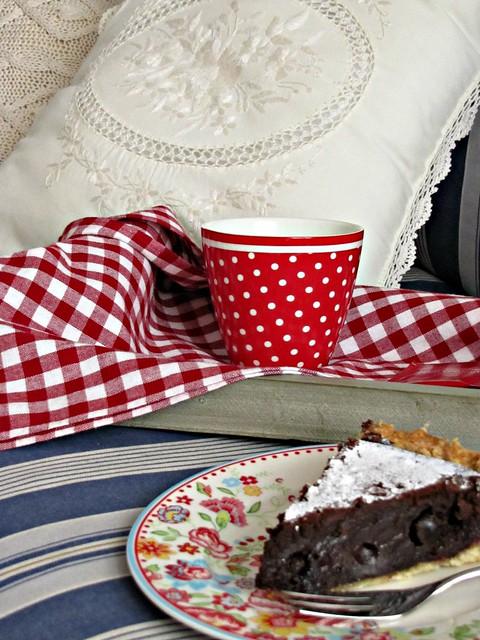 Torta di Cioccolato e Amarene