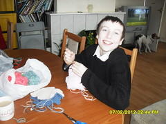 callum sewing