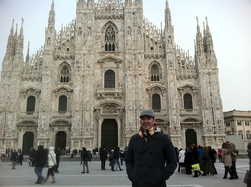 Milano Duomo by currtdawg