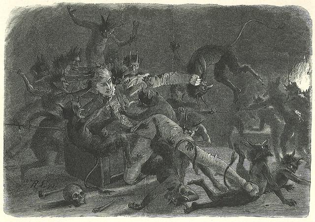 Brüder Grimm / Kinder- und Hausmärchen / Bild 86