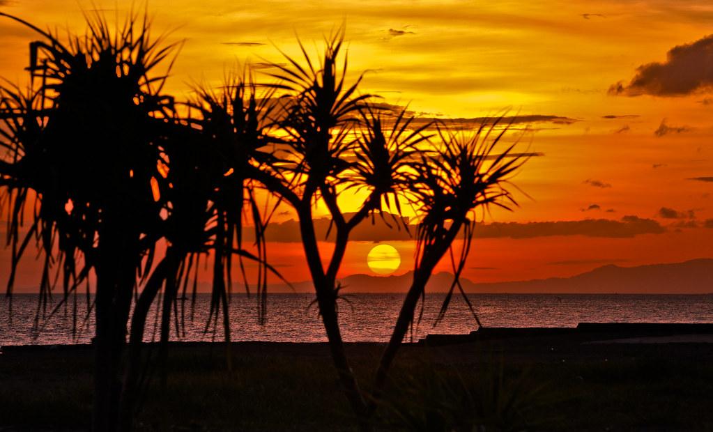 Anhawan Beach, Филиппины.