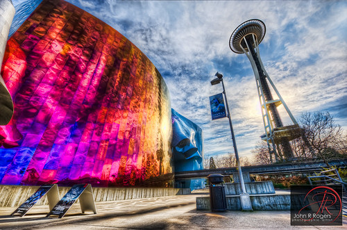 Seattle: Experience Music Project