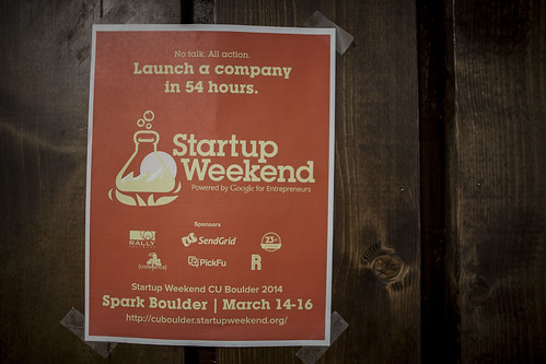 CU Boulder Startup Weekend 2014 23rd Studios Photography Video (1)