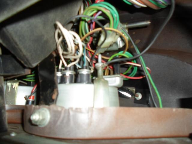 Speedometer Wiring