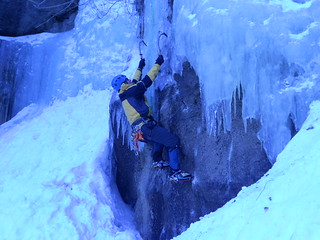 Mark Dry Tooling - A Cruxy Start
