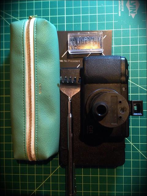 The Portable Atelier (Green)