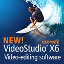 Corel VideoStudio Ultimate X6 Video Editing Software