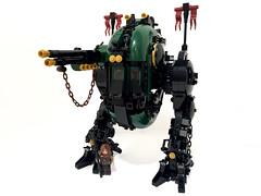 MOC Emerald Knight