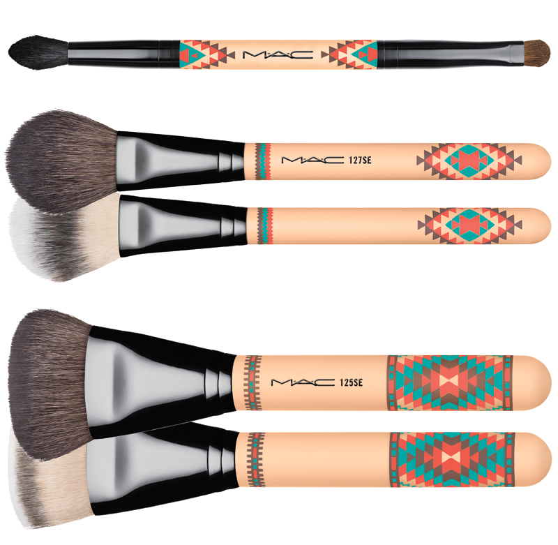 VIBE TRIBE brushes