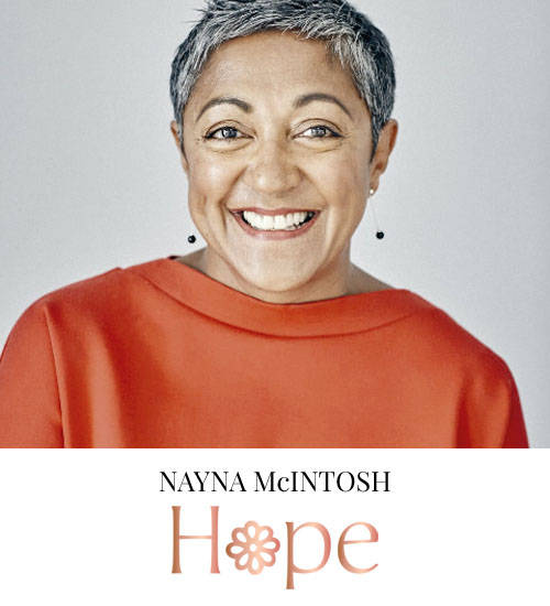 Nayna McIntosh - Hope CEO and founder