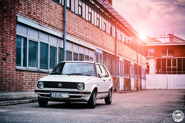 VW Golf 2 Bistro MK2