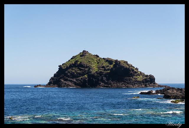 Garachico roque piscinas naturales caleton - Roque de Garachico