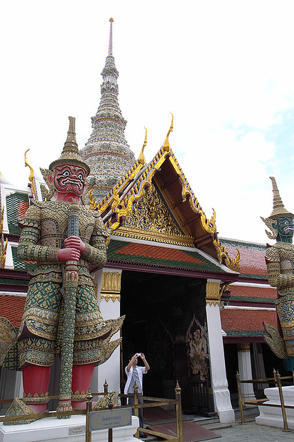 2007091902 - Temple of the Emerald Buddha (Wat Phra Kaew)