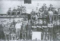people, history, crew, troop, team,
