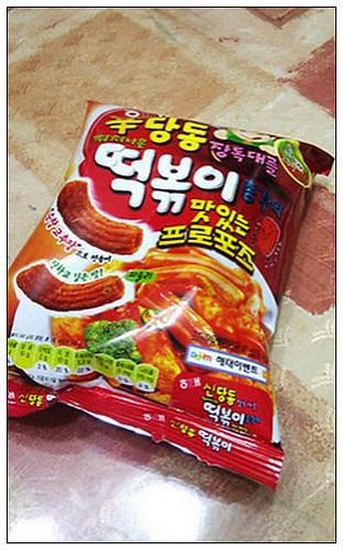 20111122韓國零食