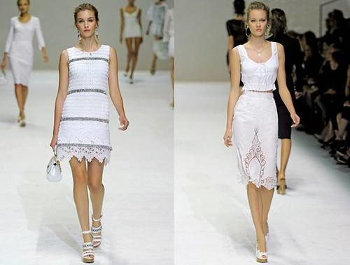 vestido-encaje-top-lechera-blanco-Dolce-Gabbana