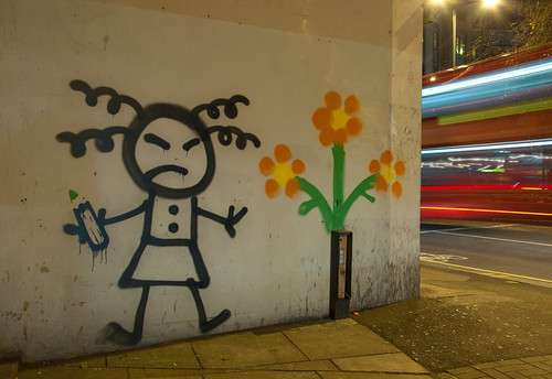 Banksy.  or not?