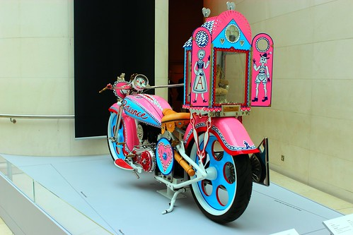 Grayson Perry Motorcycle