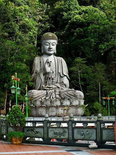 IMG_0845 佛像,Buddha statue - Genting  Highlands 云顶高原