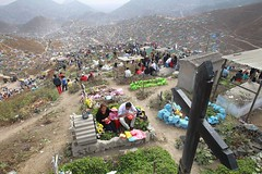 Day of the Dead in Peru
