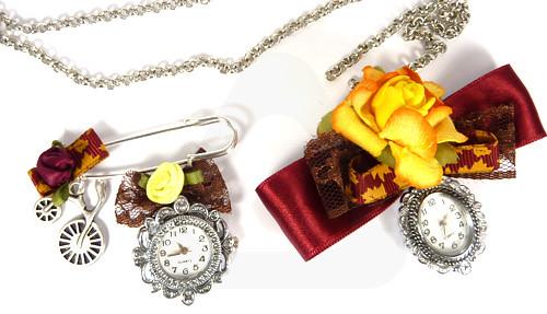 Relojes para tus complementos de bisutería