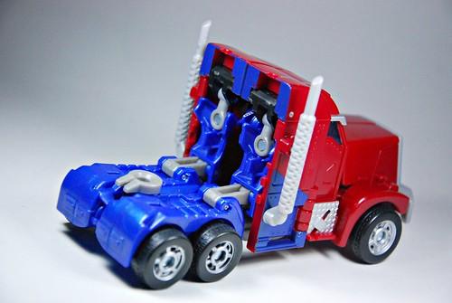 Transformers Prime: Optimus