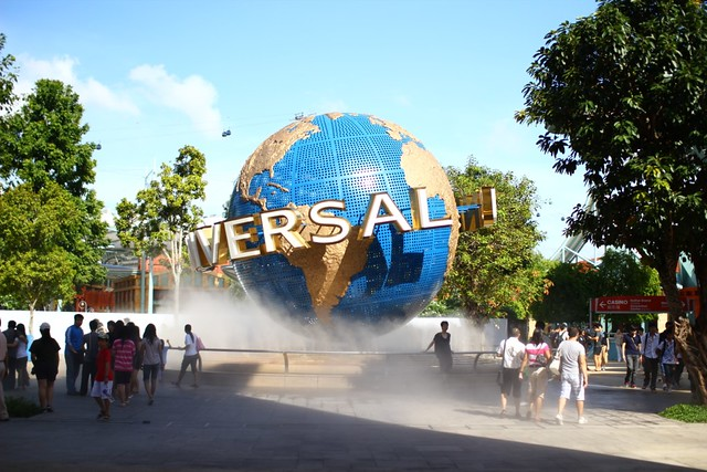 Universal Studios Singapore: Visiting The Theme Park