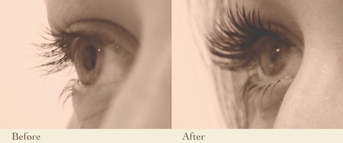 LY Ibiza, eyelash extensions
