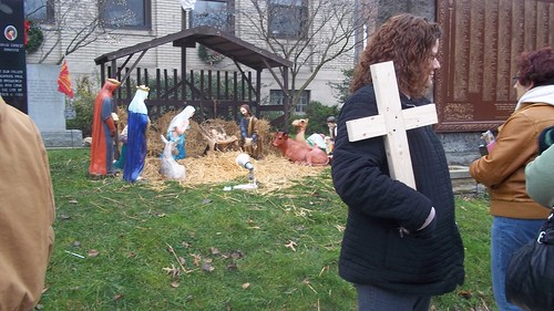 Ellwood Nativity Scene