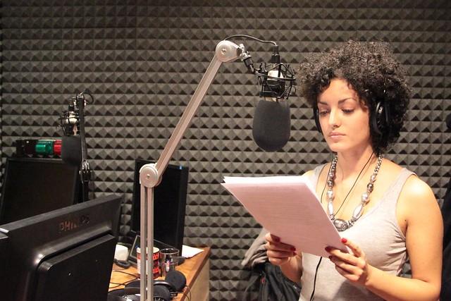 Sara Gambarelli @Radio Insieme