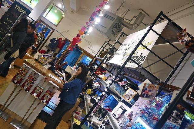 Make Vancouver Store | Granville Island