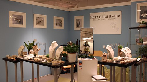 Booth at OOAK 2011