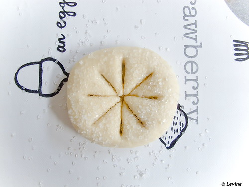 Sterbroodje met honing en anijs-10