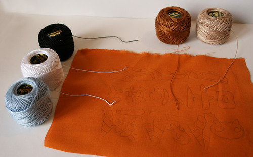 sew on orange 1