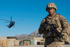 RDECOM Soldier helps deliver technical solutions in Afghanistan