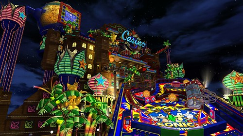 Sonic Generation casino night pinball1