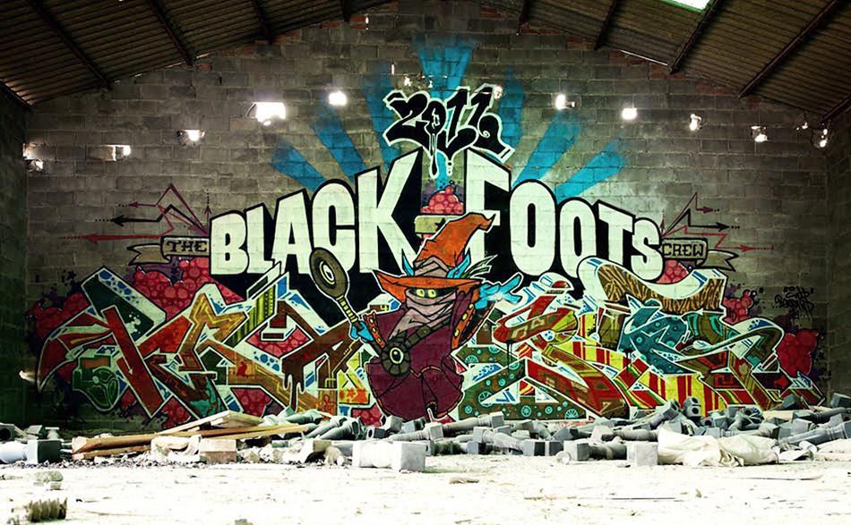 Santuari dels graffitis