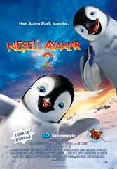 Neşeli Ayaklar 2 - Happy Feet Two (2012)