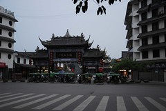 Scenes from Loujiang