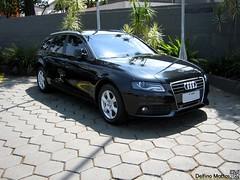 Audi A4 2.0 T Avant