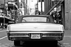 Lincoln Continental - Theatre District - New York City