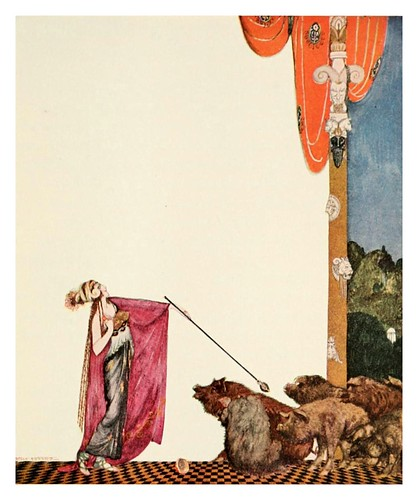 022-The adventures of Odysseus and the tale of Troya 1918- ilustrado por Willy Pogany