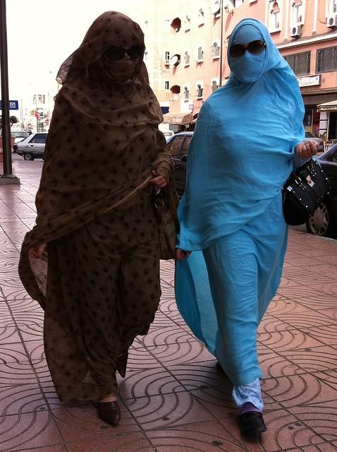 Western Sahara Two Women Layounne Flickr Photo