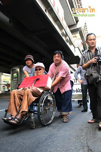 Fearless walk 10 12 2011